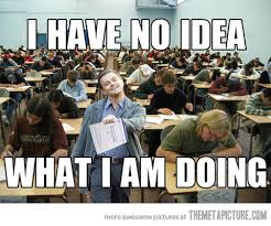 Exam Meme - this is totally me hmmmm i am done way before anyone else i