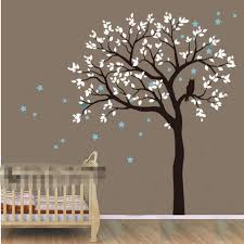 Tree Nursery Wall Decal Nursery Wall Decal Ellaseal