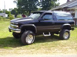 opel blazer 1992 chevrolet blazer specs and photos strongauto