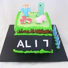 minecraft cake u2013 my cake place