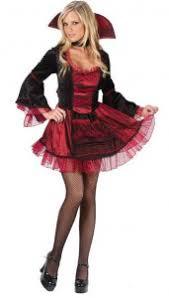 Girls Vampire Halloween Costume Girls Halloween Vampire Costumes