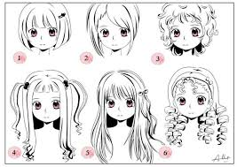Cute Anime Hairstyles 44 Best Anime Design Images On Pinterest Drawings Anime