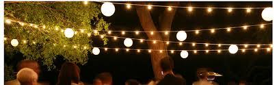 wedding light installation lights for weddings in denver
