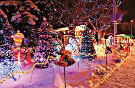 Christmas Lights Colorado Springs Zoo Lights Up Night For Holidays U2013 Fort Carson Mountaineer