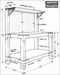 Pdf Garage Construction Plans Plans Free by Pdf Plans Free Work Bench Designs Download Woodworking Birdhouse