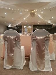 ivory chair covers chair covers event services