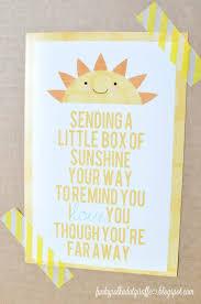 sunshine invitation funky polkadot giraffe box of sunshine gift to brighten a day