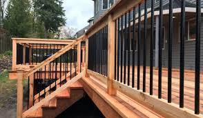 railing u2013 conrad lumber co