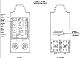 ford e 250 fuse box wiring diagram wiring diagrams