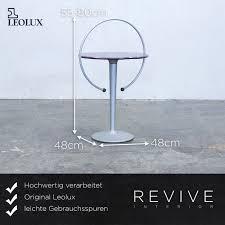 Usm Wohnzimmertisch Leolux Designer Tisch Lila Grau Holz Beistelltisch Couch Modern