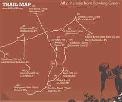 Caves In Tennessee Map by Southwest Kymba Mammoth Cave Gravel Grinder U0026 Other Local Trails