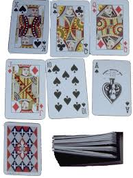 Play Pinochle Double Deck by Playing Cards Braille And Sight Saver Cards