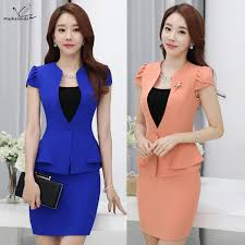 aliexpress com buy 2016 women skirt suits styles business formal