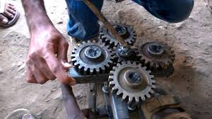 multi wheel nut remover and tightener mechanical engineering
