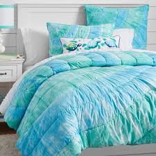 dunes tie dye quilt sham cool from pbteen bedding love