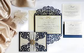 wedding invitaions designed with custom invitations