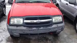 2002 chevy tracker quick tour overview youtube