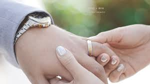 win a wedding ring ning win wedding cinematic