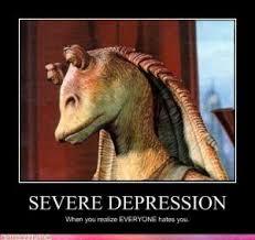 Depression Meme - depression star wars meme