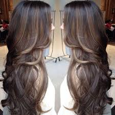 layred hairstyles eith high low lifhts 234 best hair color and style images on pinterest blonde hair