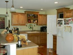 garland for above kitchen cabinets kitchen cabinets