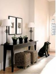 Tables For Entrance Halls Ideas Que Mejoran Tu Vida Decoración Interiores Pinterest