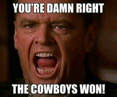 Cowboy Haters Meme - dallas cowboys haters especially you bitch pinteres