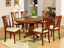 round dining room chair set of 6 dining room table w home design