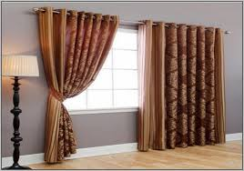 Black Tan Curtains Curtains Ideas Macrame Curtain Panels Inspiring Pictures Of