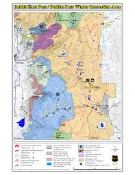 Map Buffalo Local Trail Map