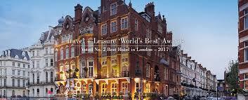 5 star boutique hotel kensington milestone hotel