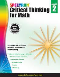 spectrum critical thinking for math grade 2 spectrum