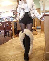 online buy wholesale suede over knee from china suede over knee