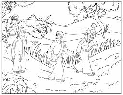 abraham and isaac coloring page hagar and ishmael coloring page funycoloring