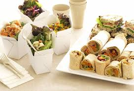 order in corporate and office catering sydney