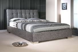 Upholstered Headboard Bed Frame Upholstered Headboard And Frame Bed Beds Furniture 9