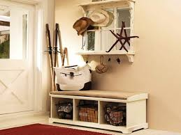 Narrow Entryway Cabinet Decor Entryway And Mudroom Design With Entryway Cabinet Also Area