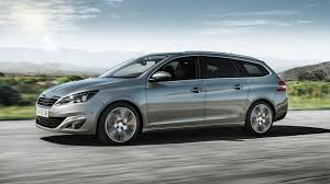 list of peugeot cars peugeot 308 sw 7 seater practical estate car and station wagon