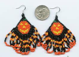 holiday earrings amanda u0027s crafty creations