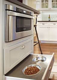 kitchen island microwave microwave drawer in island in microwave drawer 9653