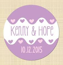 Stickers For Favors by 58 Best Labels For Wedding Favors Images On Wedding