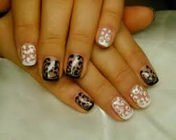 white tipped french manicure with white nail design u2014 45 photos of