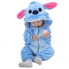 Halloween Costumes Lilo Stitch Cute Cute Fancy Baby Rompers Blue Lilo U0026 Stitch