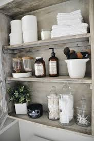 Decorate Bathroom Shelves Alluring Bathroom Shelf Decorating Ideas With Best 25 Bathroom