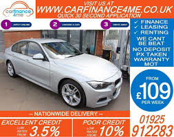 lease a bmw with bad credit 2015 bmw 335d 3 0 xdrive m sport bad credit car finance fr
