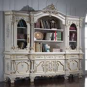 Classic Bookcase China Classic Home Furniture Hand Made Royalty Classic Bookcase