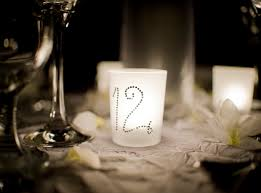 Wedding Table Number Ideas Inspired Creations Winter Wedding Tablescape The Sweetest Occasion