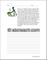 free character education worksheets for kids mreichert kids