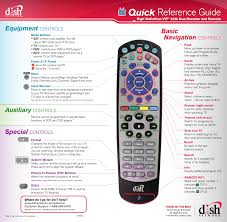 dish network universal remote 222k user guide manualsonline com
