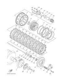 2013 yamaha raider s xv19csdcw clutch parts best oem clutch